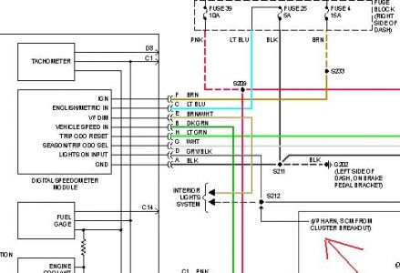 chevy blazer radio wiring diagram wiring diagram 95 chevy cheyenne radio wiring diagram jodebal