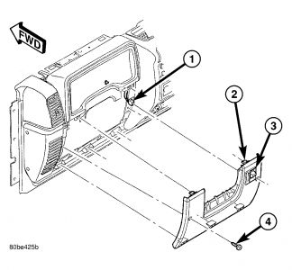 2006 Jeep Wrangler DASH: HOW TO REMOVE COVERS TO REPLACE