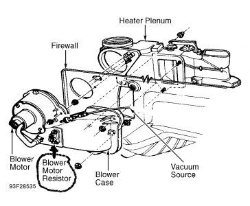 1993 Ford Explorer Switch Problems: My Switch for the
