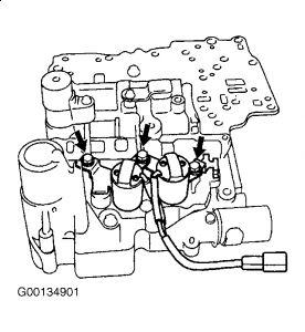 2003 Toyota Sienna Check Engine Light: Check Engine Light