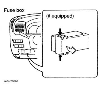 2001 Suzuki Xl7 Fuse Box Location : 33 Wiring Diagram