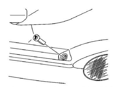 2005 Chevy Malibu Removing Door Panel: Interior Problem