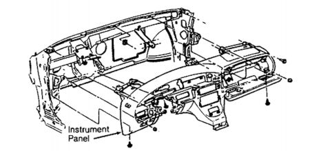 1993 Pontiac Bonneville: Heater Problem 1993 Pontiac