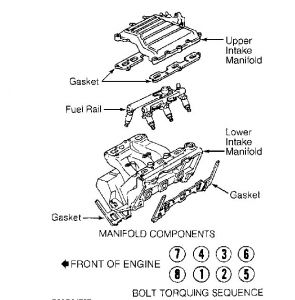 1991 Chevy Cavalier Cavalier Z24: Engine Mechanical