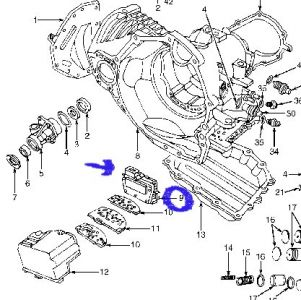 1997 Chrysler Sebring Drivetrain: My OBD2 Scanner Is