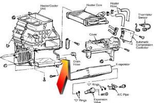 1996 Galant Ac Belt Diagram Exploded View Diagram