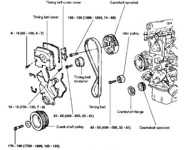 Serpentine Diagram For 2002 Hyundai Accent
