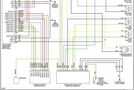 2005 nissan altima headlight wiring diagram  center wiring