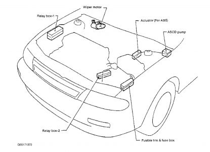 1997 Nissan Altima Power Windows: Hello, What Would Cause