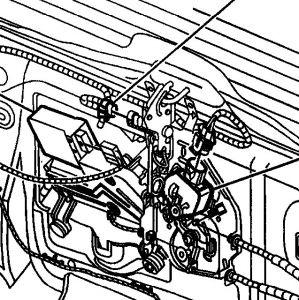 2003 GMC Yukon Rear Hatch Lock Actuator: My Electric Door