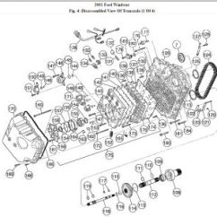 2001 Ford Windstar Stereo Wiring Diagram 57 Chevy 1999 Transmission Diagrams Great Installation Of Assembly A How Rh 2carpros Com 2005 F 150 Suspension Parts