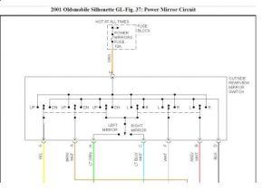 Sweet Long Hair: Oldsmobile Silhouette Wiring Diagram