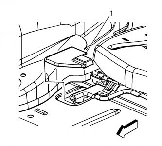 Service manual [Removing Back Seat On A 1998 Cadillac