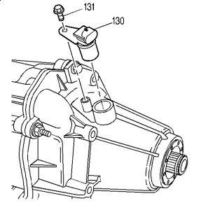 2000 Cadillac DTS Speed Sensor: Computer Problem 2000