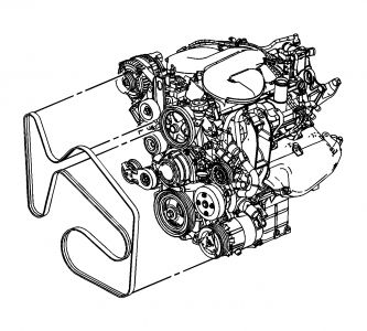 2005 Chevy Impala Power Steering Lines Diagram. Parts