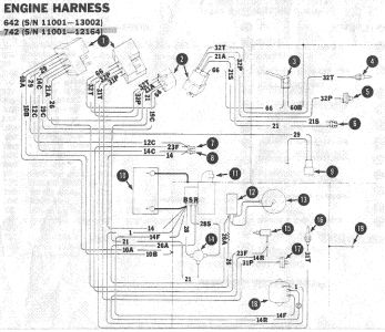610 Bobcat Wiring Diagram Bobcat 610 Backhoe Attachment