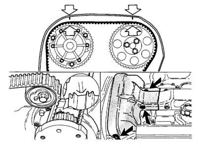 2000 Volvo S40 Timing: Engine Performance Problem 2000