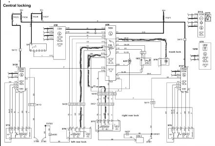 Volvo S80 Fuse Box Diagram On Wiring An Automotive, Volvo