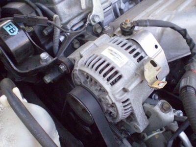 2002 toyota corolla belt diagram 2003 sv650 wiring 1999 camry loosening/removing alternator & espec