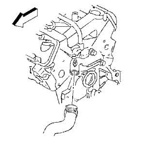 2005 Chevy Malibu Temp Gauge: Electrical Problem 2005