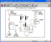 Wiring Diagram Moreover Ford Ranger Alternator, Wiring