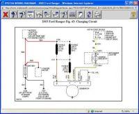 Wiring Diagram Moreover Ford Ranger Alternator, Wiring