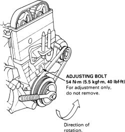 1994 Acura Legend Timing Belt: I Need Guide to Install