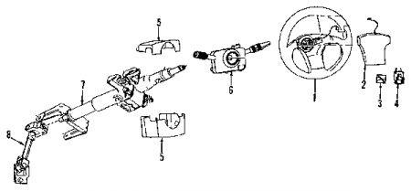 1996 Saturn SC1 Wiper Problem: I Have a 1996 Saturn SC1
