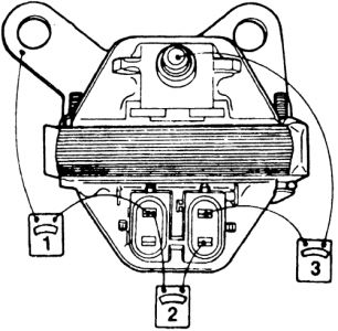V8 Engine Basic Diagram 1985 Chevy 305 Vacuum Diagram