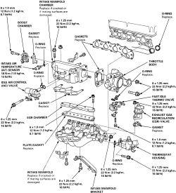 1998 Honda Odyssey 1998 HONDA ODYSSEY EGR PROBLEM: I Have