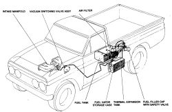 Fuel System Operation &/or Schematic: I Have a Toyota