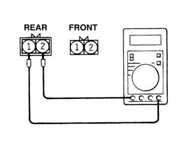 2003 Mitsubishi Outlander Abs Sensor: My Abs Brake Light