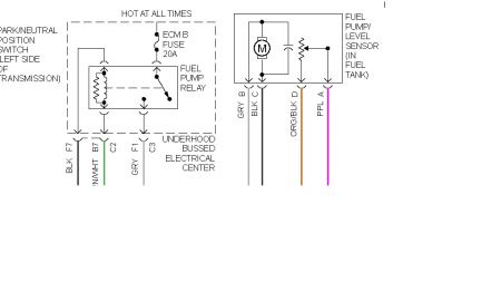 Fuel Pump Relay Chevy Silverado, Fuel, Free Engine Image