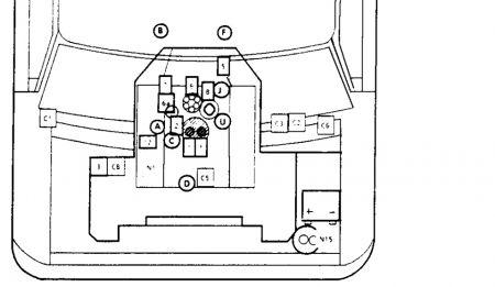 1991 Chevy Astro Fuel Pump/sending Unit Reset Switch
