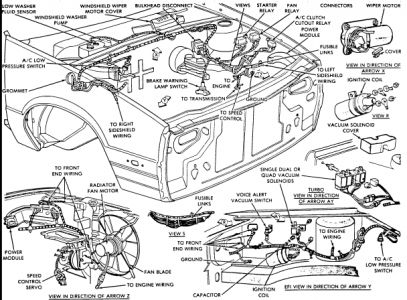 1988 Chrysler New Yorker Wiring Diagram, 1988, Free Engine