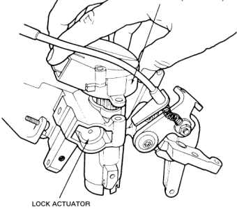 95 Taurus Ignition Switch ACTUATOR: 2 Days of Internet