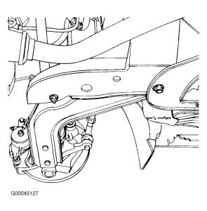 2000 Daewoo Nubira Control Arm Installation: How Do I