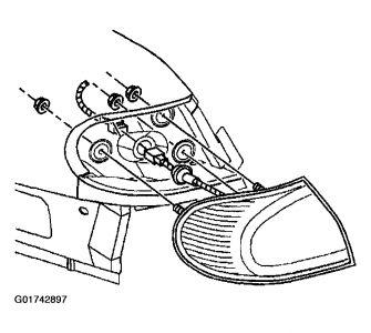 2002 Buick Lesabre Brake Light Bulb: How to Replace Brake