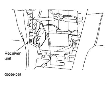 Ford Fusion Ambient Air Temperature Sensor Location