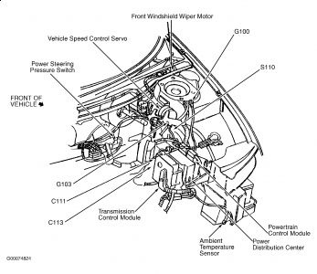 2004 Dodge Durango Engine Diagram Or Schematic, 2004, Free