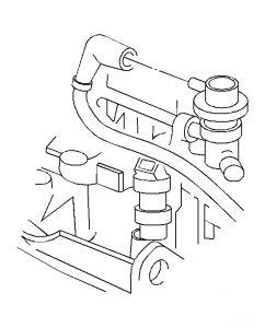 2005 Chevy Impala Fuel Pressure Regulataor: I Am Just