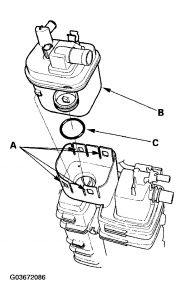 2006 Honda Accord CODE P2422: I Am Keep Getting This Code