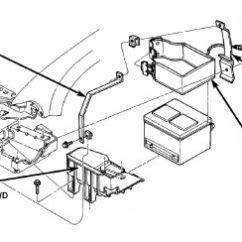 2007 Chrysler Sebring Starter Wiring Diagram American Standard 2006 Location Schematic Battery Where Is Replacement