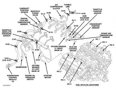 2004 Dodge 2 7 Liter Engine Coolant Diagram, 2004, Free
