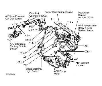 1995 Dodge Caravan Charging System: Electrical Problem
