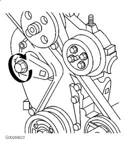 Serpentine Belt Diagram: Can I Get a Diagram for a 2005