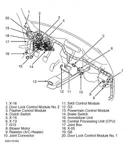 2012 Ford F 150 Stereo Wiring Diagram Ford F-150 Wire