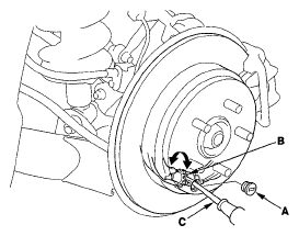 Adjustment of the Parking Brake Shoes: How Do You Adjust