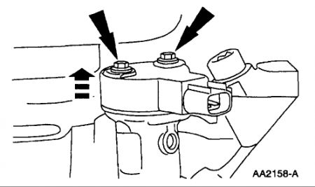 1996 F250 Throttle Position Sensor Location 1996 F250