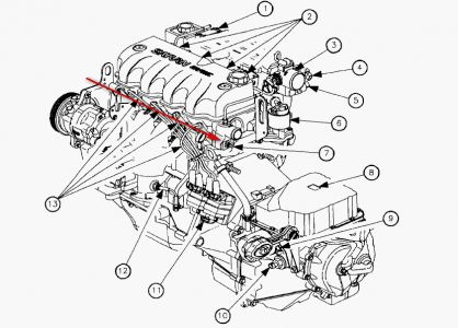 Engine Diagram Pic2fly 1999 Saturn Sl1, Engine, Get Free